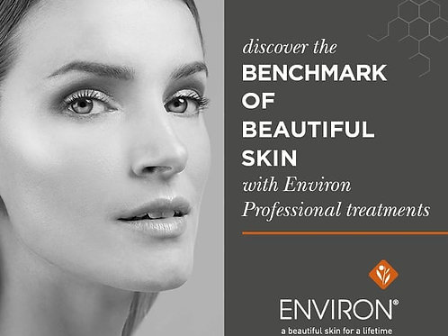 COURSE OF 6 ENVIRON 60 MINUTE FACIALS