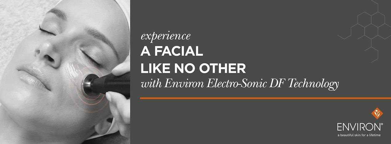 Environ Skincare facial
