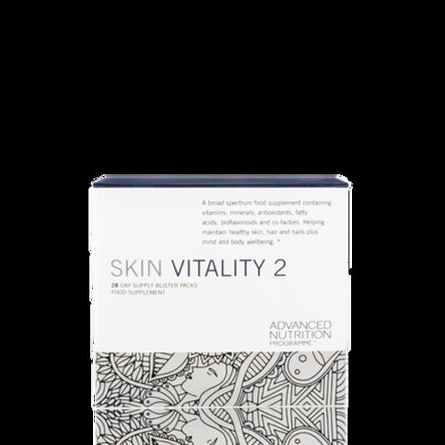 SKIN VITALITY 2 - 112 Soft Gels/Capsules