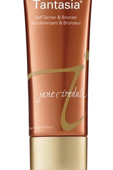 JANE IREDALE  TANTASIA® SELF TANNER & BRONZER