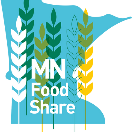Support Our Neighboring Food Shelves during MN FoodShare Month!