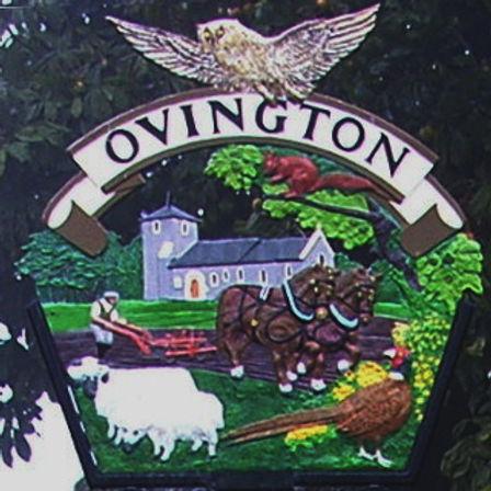 Ovington VIllage Sign