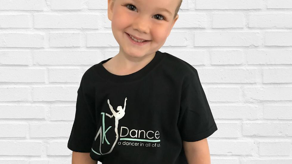 MK Dance Children's T-Shirt