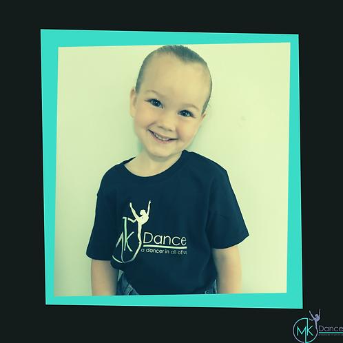 MK Dance Child's T Shirt