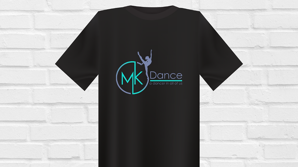 MK Dance Adult's T-Shirt