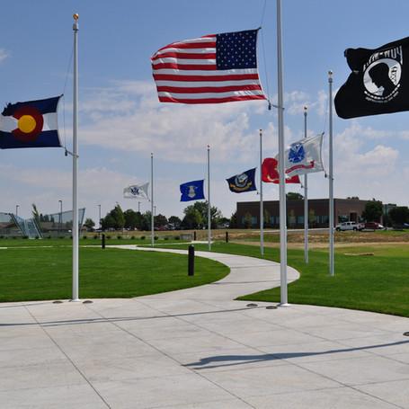 Coloado Freedom Memorial