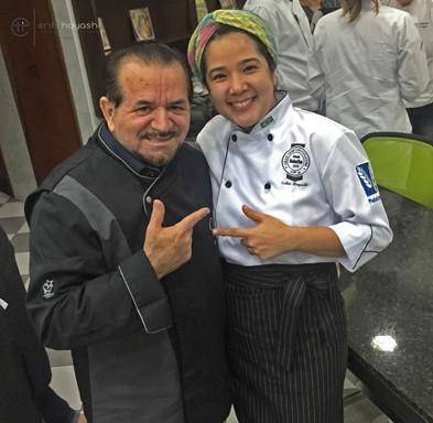Chef Luiz Farias - Panificação