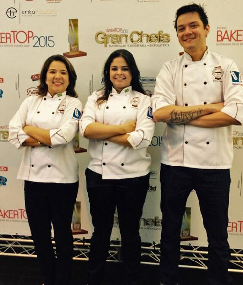Finalistas Gran Chef