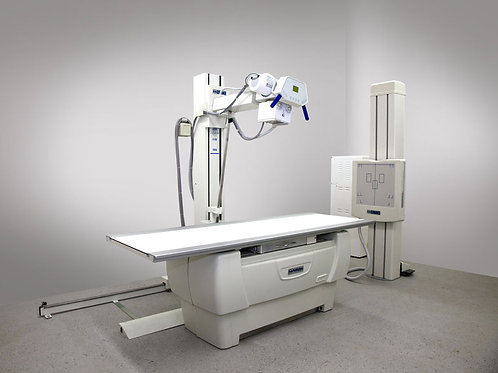 Установка рентгенодиагностическая цифровая ГАММА