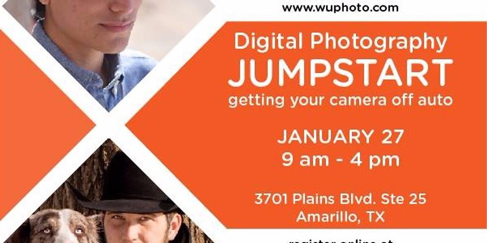 Digital JumpStart - Amarillo