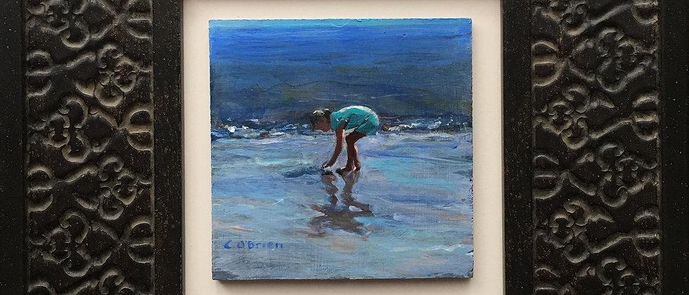 Child on the Ocean