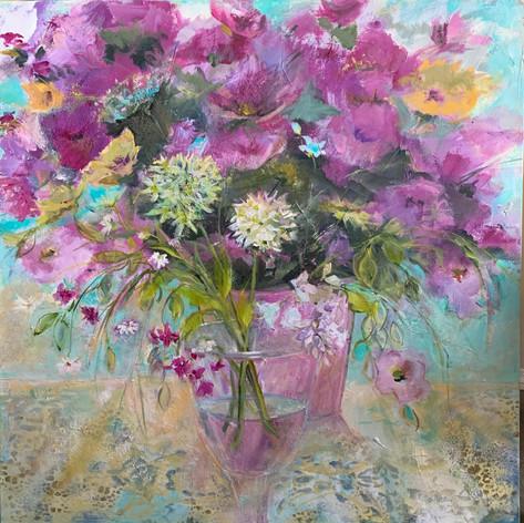 Flowers for Dorm Room