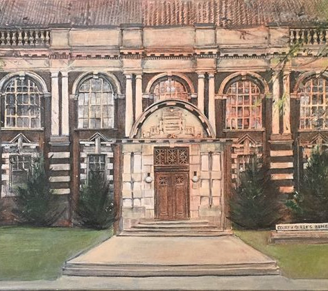 Historic Courthouse, Medicine Hat AB