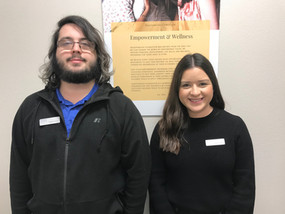 Announcing Our New Interns: Cody Allan and Yoselyn Sanchez