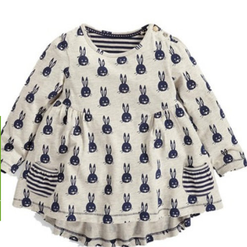 Girl's Bunny Dress