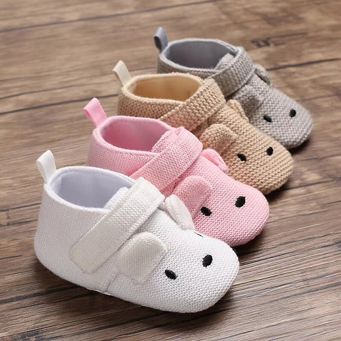 Bear Canvas Shoes