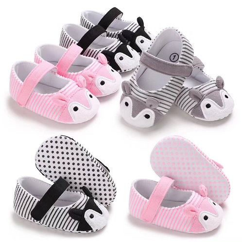 Baby's Canvas Shoes