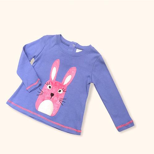 Purple Bunny Top