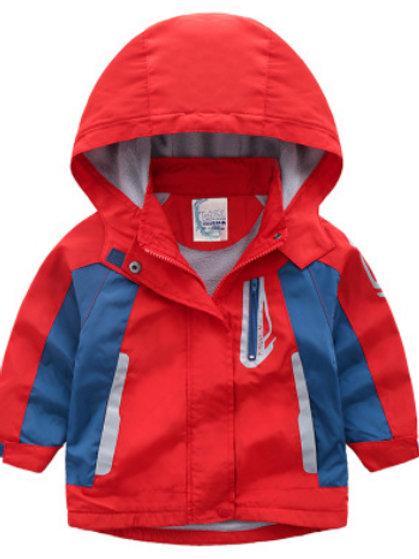 Waterproof Fleece-Lined Jacket