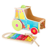 Motor Activity Tractor incl. Xylophone 0