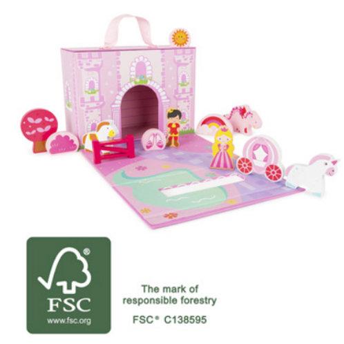 Princesses Castle Themed Play Set