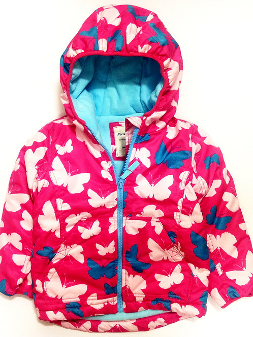 Butterfly Padded Coat