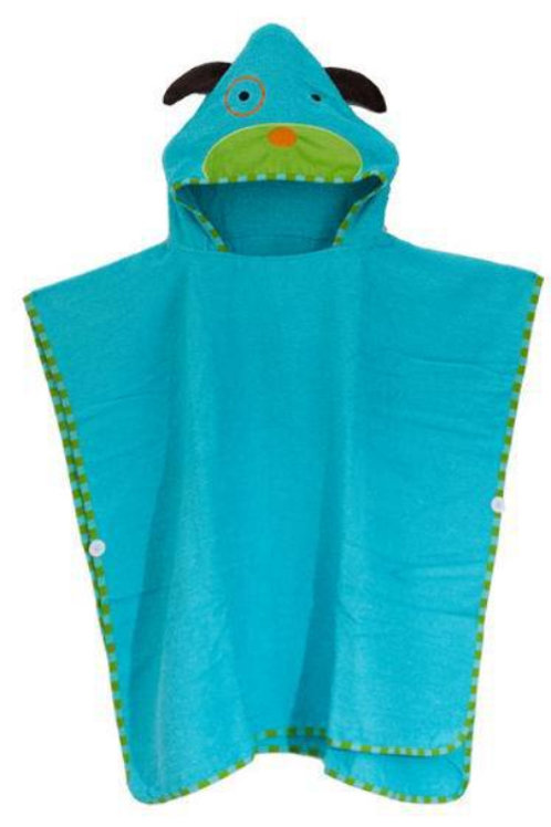 Towelling Hooded-Dog