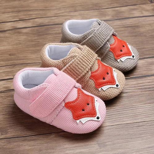 Fox Canvas Shoes