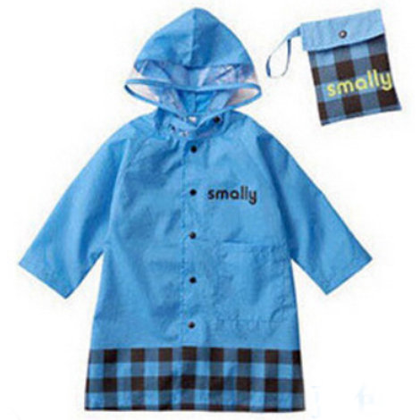 Children Rain Wear-Blue