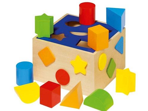 Wooden Sortbox
