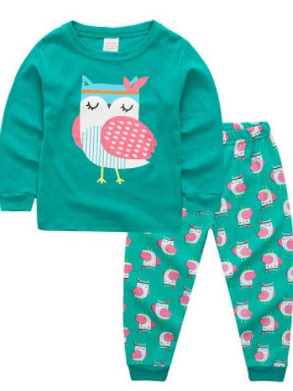 Owl Pajama