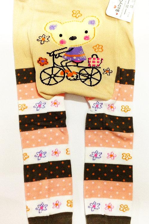 2-pack Baby Leggings(3004)