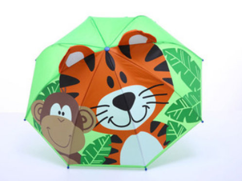 Tiger & Monkey Umbrellas
