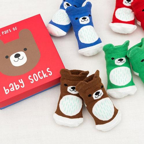 Newborn Cotton Socks
