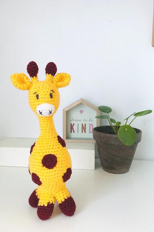 Giraffe Plush Soft Toy