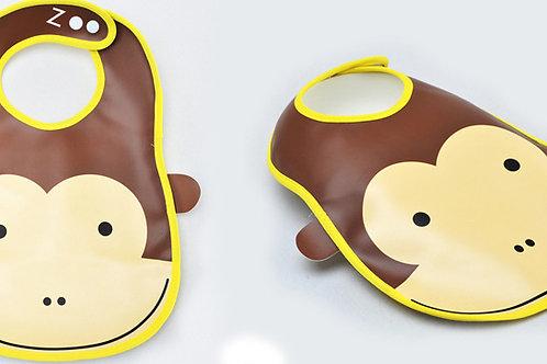 Feeding Bibs-Monkey