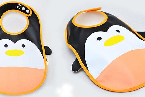 Feeding Bibs-Penguin