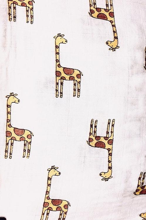 Giraffe Print Muslins