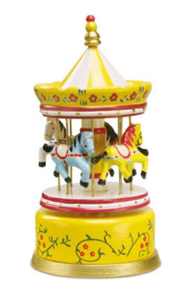 Fun Fair Music Box