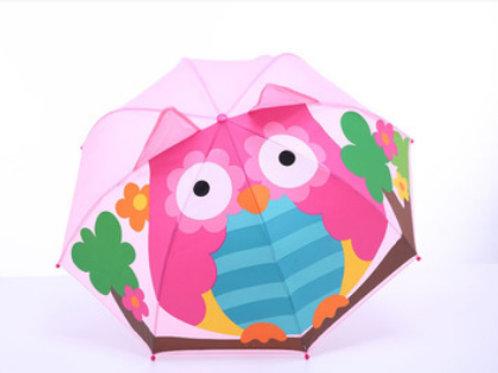 Owl Umbrellas