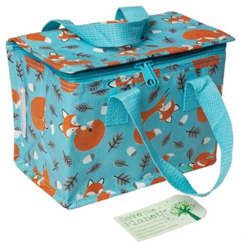 Fox Lunch Bag