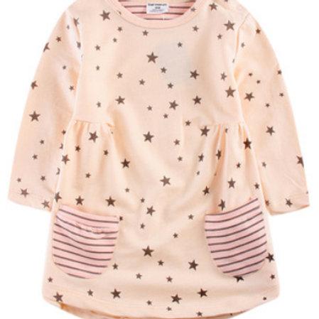 Girl's Star Dress