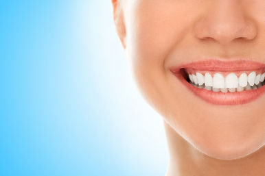 Teeth whitening can make the difference in how you feel about your smile