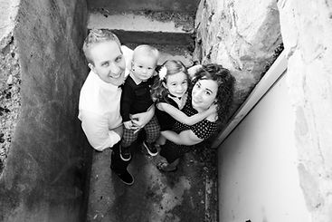 Dr Patrick Reilly and Family