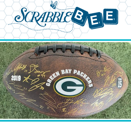 Green Bay Packer 2019 Autographed Football
