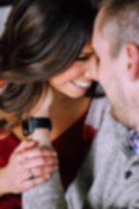 Couples, engagement, engagement photos, engagament photographer, la crosse wi, wisconsin, the charmant, unique photo, unique engagement photo