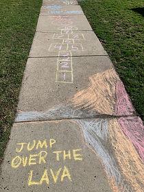 Sidewalk Art