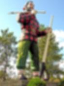 Paul Bunyan Statue in Bangor, Maineimage from Wikipedia