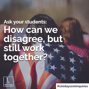 How can we disagree, but still work together?