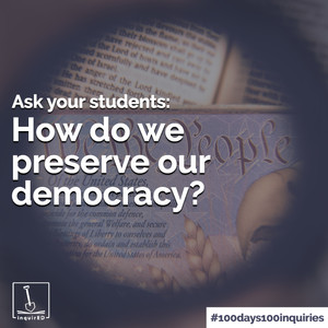 How do we preserve our democracy?